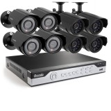 Zmodo 8CH 960H CCTV Video Surveillance System & 8 600TVL IR Outdoor Cameras