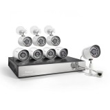Funlux 8 CH sPoE NVR Security System with 1TB Hard Drive