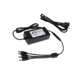 12V 3A 4 Port Power Supply for Security Cameras